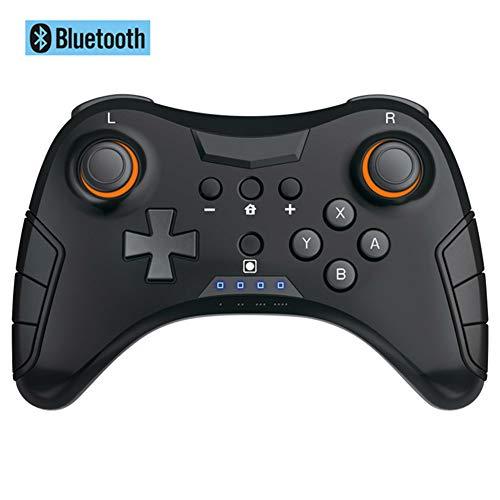 CAPTIANKN Controller, Draadloze Bluetooth Dual Analoge Gamepad Joystick met USB-oplaadkabel, Geschikt voor Switch Game Consoles