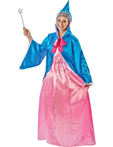 ORION COSTUMES Costume de déguisement de la Fée marraine pour femmes