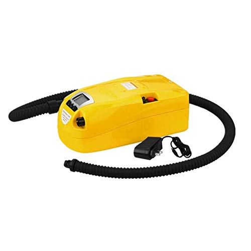 Bomba de aire eléctrica profesional de alta presión portátil inflable barco de...