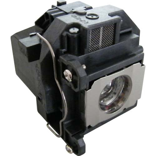 azurano Beamer-Ersatzlampe für EPSON EB-455Wi | Beamerlampe mit Gehäuse | Kompatibel mit EPSON ELPLP57, V13H010L57