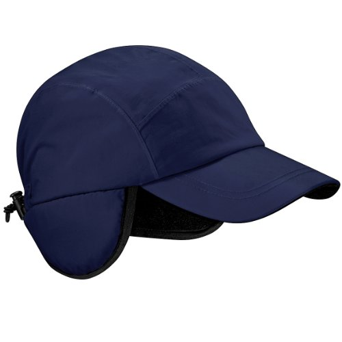 Beechfield Unisex Mountain Waterproof & Breathable Baseball Cap (One Size) (Navy)