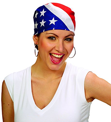 États-Unis United States Bandana Foulard de football Fans