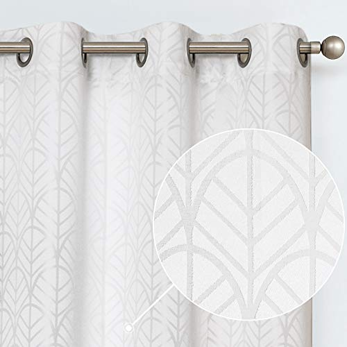 Jacquard Curtains for Living Room 8…