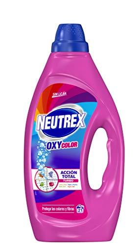 Neutrex Oxy Quitamanchas Líquido Sin Lejía para ropa de Color -1470 ml