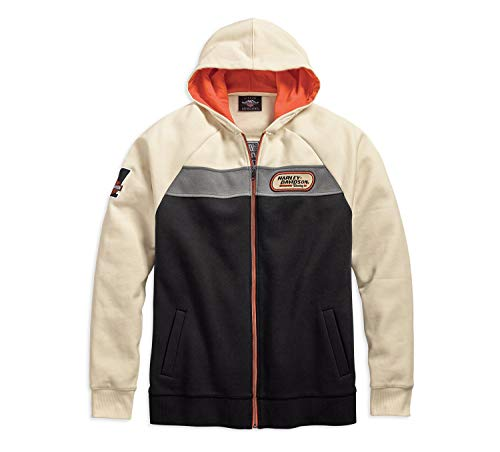 HARLEY DAVIDSON® Men's H D Racing Hoodie 99161 19VM