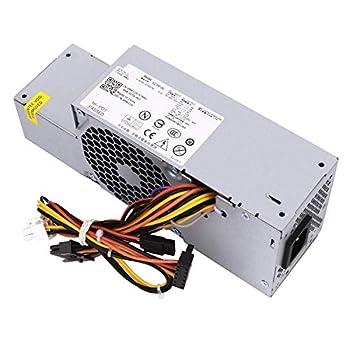LXun 235W Power Supply Compatible with Dell OptiPlex 580 760 780 960 980 990 SFF Systems  P/N  PW116 FR610 RM112 67T67 R224M WU136 M/N  H235P-00 L235P-01 L235P-00 H235E-00 F235E-00 L235ES-00
