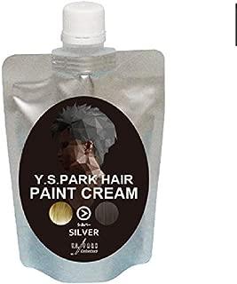 Y.S.PARKヘアペイントクリーム シルバー 200g