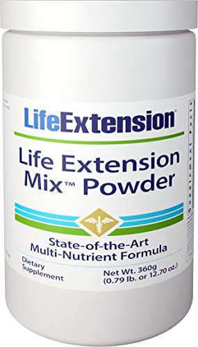 Life Extension Mix Powder,12.70 Ounce