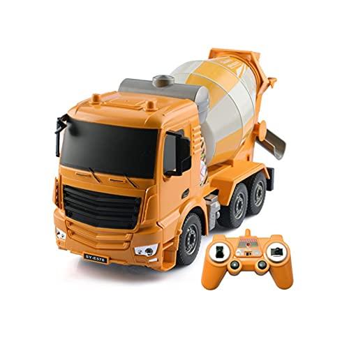 BHJH7 Camión cisterna de concreto con control remoto Excavadora del cargador de...