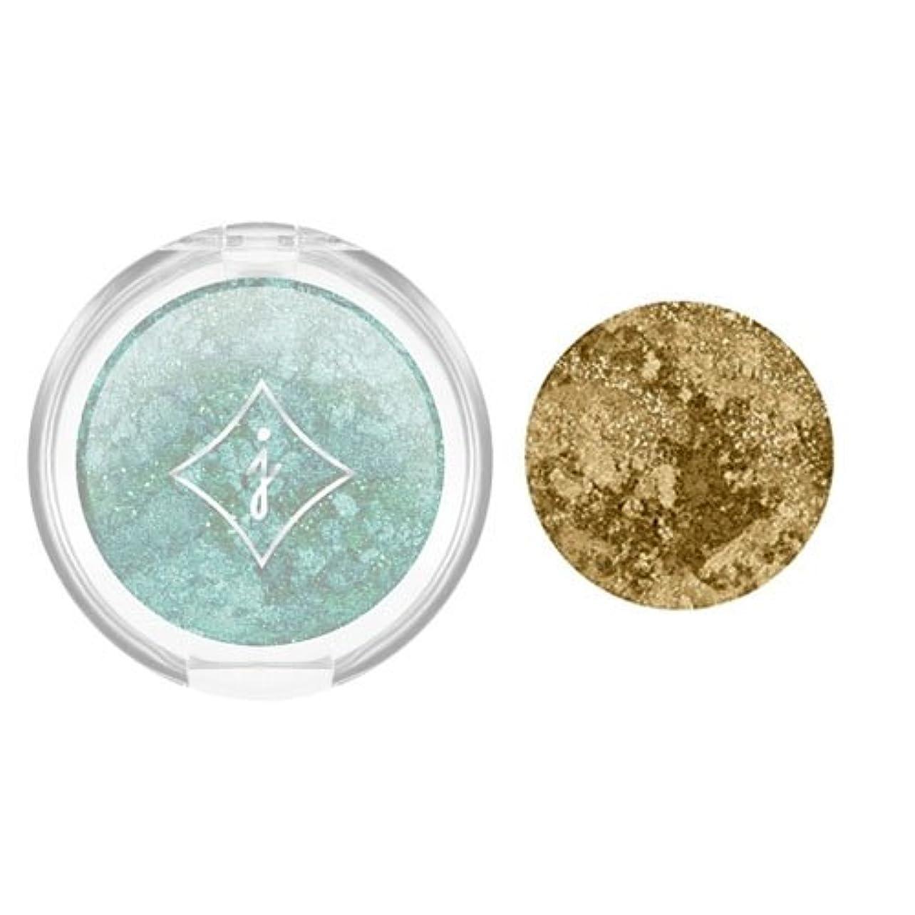 それら消すやむを得ないJORDANA Eye Glitz Sparkling Cream Eyeshadow - Gold Gleam (並行輸入品)