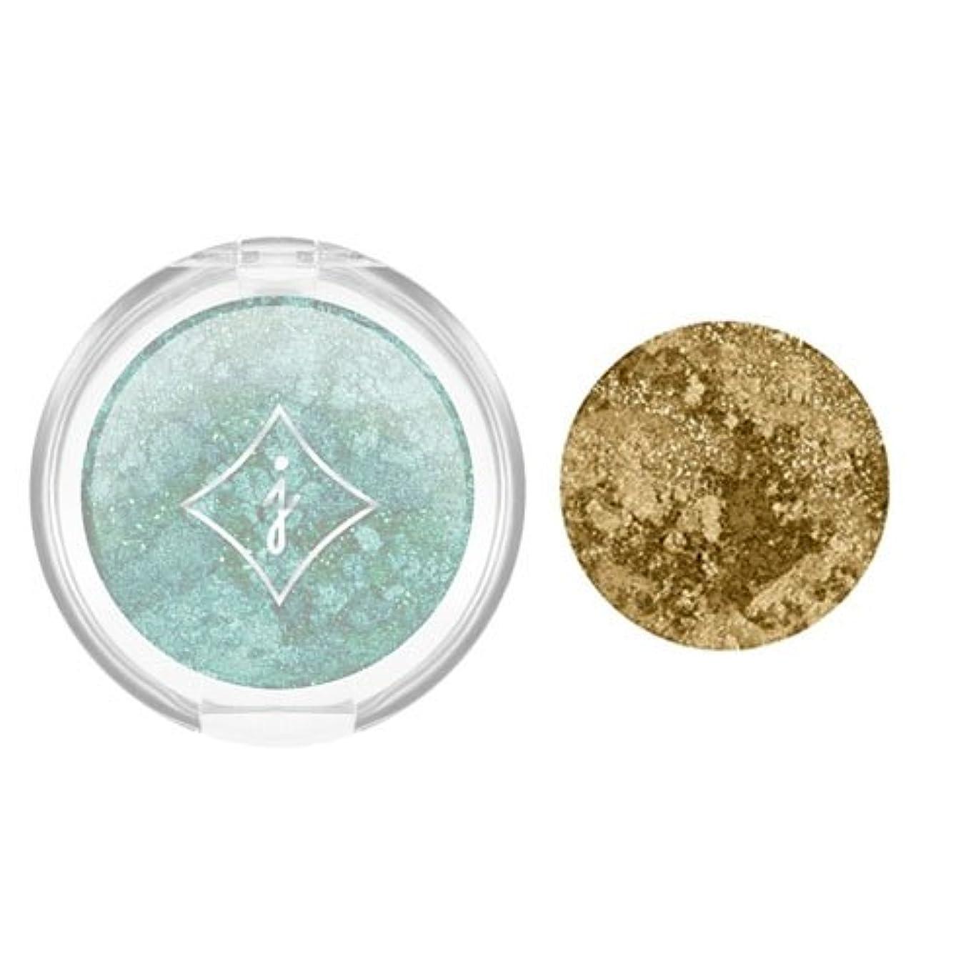 見捨てられた大臣締めるJORDANA Eye Glitz Sparkling Cream Eyeshadow - Gold Gleam (並行輸入品)