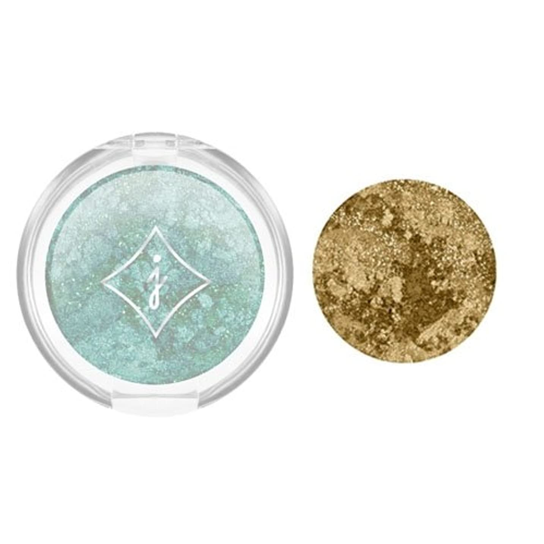 (3 Pack) JORDANA Eye Glitz Sparkling Cream Eyeshadow - Gold Gleam (並行輸入品)
