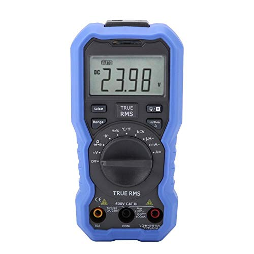 Multímetro registrador de datos termopar termómetro digital sensor de voltaje para medir la frecuencia de resistencia(OW16A)