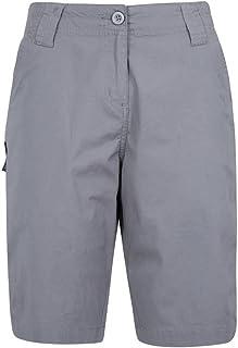 Mountain Warehouse Coast Stretch Womens Shorts - Lightweight Ladies Shorts, Durable Summer Shorts, 4 Way Stretch Short Pan...