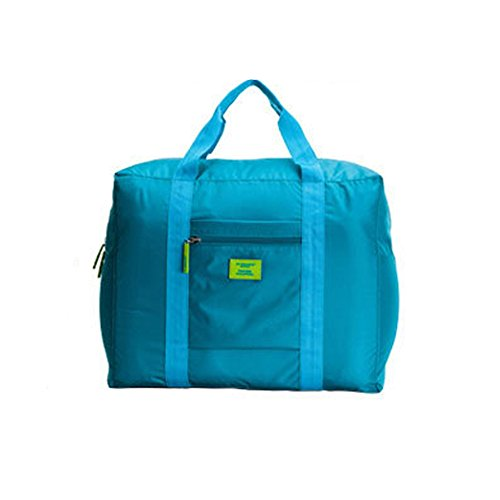 Sel-More Faltbare Wasserdichte Reise-Kleidung-Organisator-Beutel-Speicher-Koffer-Gepäck-Tasche