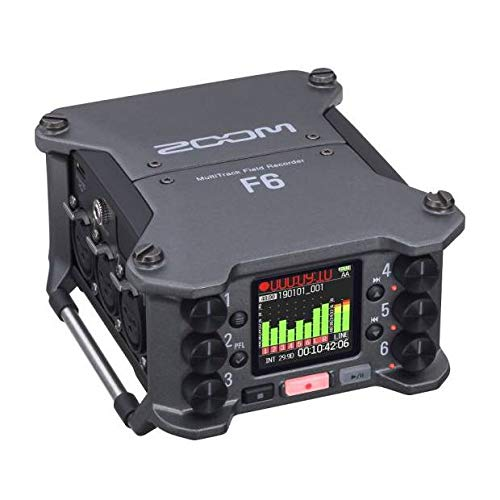 Zoom - F6/IFS - multitrack field recorder