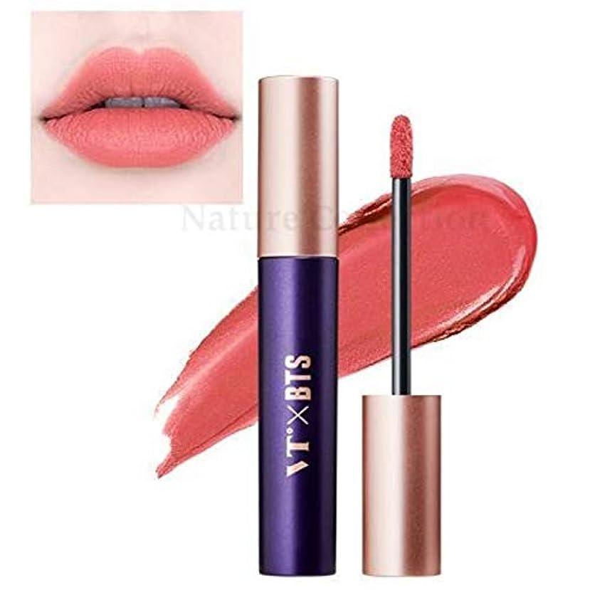 止まるバズ折VT X BTS Super Tempting Lip Rouge / スーパーテンプティング リップルージュ (4ml) / BTS コラボ (04.Lovesick) [並行輸入品]
