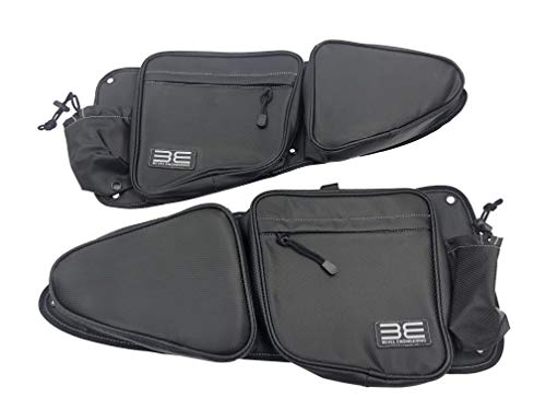 Side Door Bags, Fits Polaris RZR XP 1000 900XC S 900 Front Passenger And Driver Side Storage Bag...