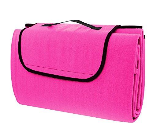 CALTER Picknickdecke, Pink, 20 x 8 x 33 cm