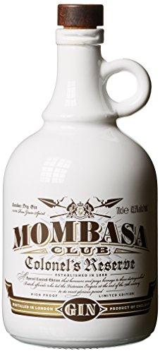 Mombasa Club Mombasa Club Colonel's Reserve London Dry Gin (1 x 0.7 l)