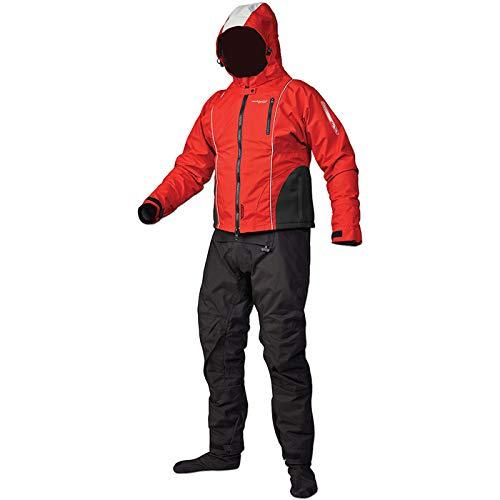 Stohlquist Waterware Shift Drysuit - Large, Red