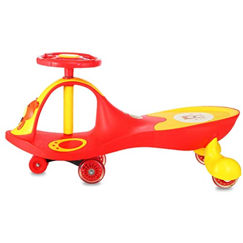Buy Cheap Scooters Tricycles Tricycle Children Twist car with Music Family Games Bearing 100kg  1-...
