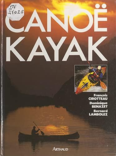 Canoë kayak (French Edition)