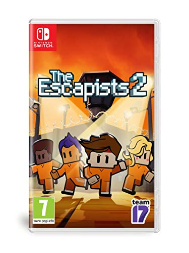 The Escapists 2 Nsw- Nintendo Switch