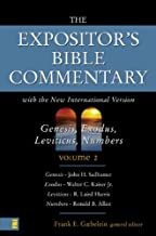 The Expositor's Bible Commentary with New International Version: Genesis, Exodus, Levitcus, Numbers Volume 2