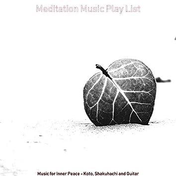 Music for Inner Peace - Koto, Shakuhachi and Guitar