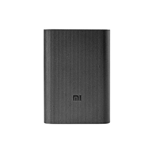 Mi Pocket Power Bank Pro Black 10000mAh   Triple Output and Dual Input Port   22.5W Ultra Fast Charging   Power Delivery