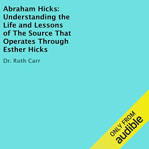 Abraham Hicks audiobook cover art