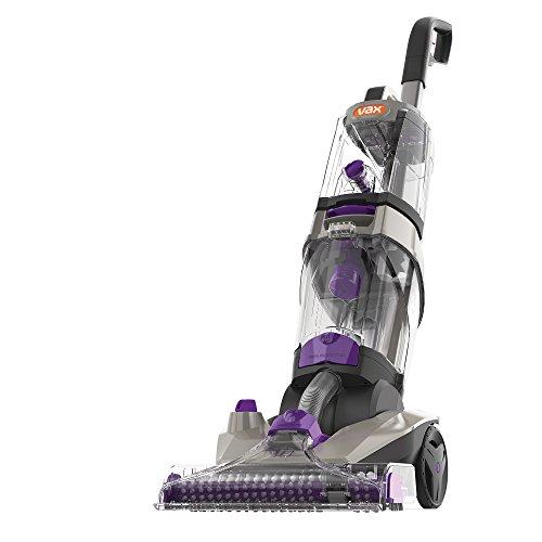 Vax ECJ1PAV1 Rapid Power Advance Carpet Cleaner, Plastic, 6.2 liters, Grey/Purple