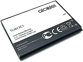 Alcatel TLi013C1 Go Flip Replacement Battery for 4044W 4044T 4044V 4044O (Renewed)