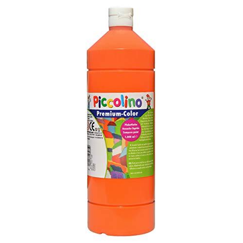 Piccolino-Malfarben Junker 107129 Tempera Couleurs Orange