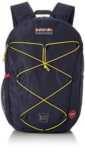 Red Bull Racing Street Rucksack, Unisex One Size - Original Merchandise