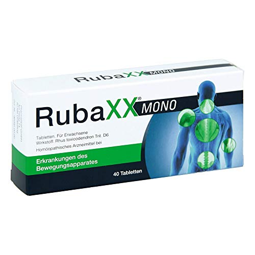Rubaxx Mono Tabletten, 40 St