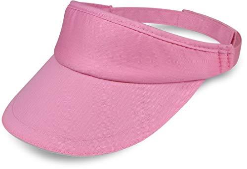 Storfisk fishing & more Damen Sport Tennis Golf Fitness Jogging Cap mit Frottee innen, Farbe :Pink