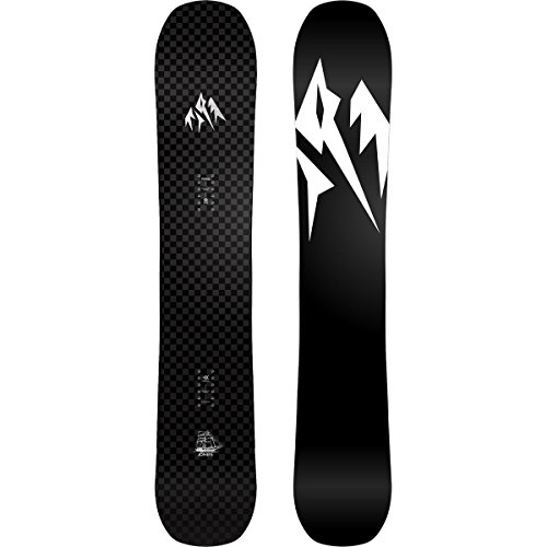Jones Snowboards Herren Freeride Snowboard Carbon Flagship 165W