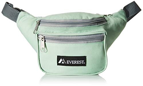 Everest Signature Waist Pack - Standard, Jade, One Size,044KD-JD