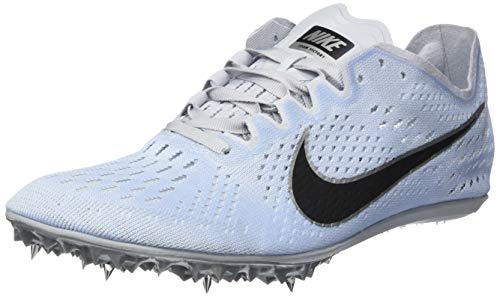 Nike Unisex-Erwachsene Zoom Victory 3 Laufschuh, Hydrogen Blue Black Sky Grey, 45.5 EU