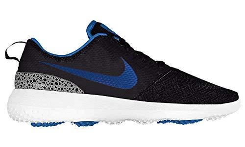 Nike Herren Roshe G Golfschuhe, Mehrfarbig (Black/Game Royal/White/Cement Grey 000), 40.5 EU