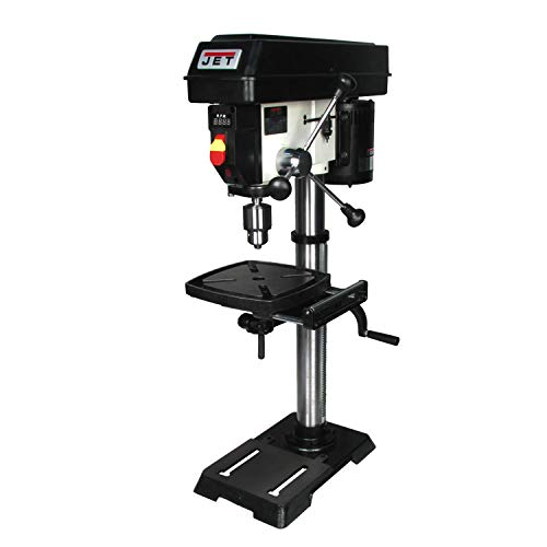 JET JWDP-12 12' Variable-Speed Drill Press (716000)