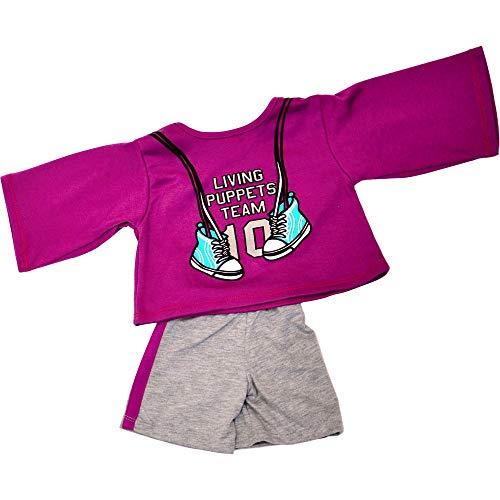 Living Puppets Sportbekleidung für menschliche Handpuppen 45 cm