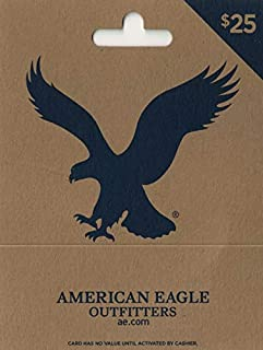 American Eagle Refresh Gift Card $25