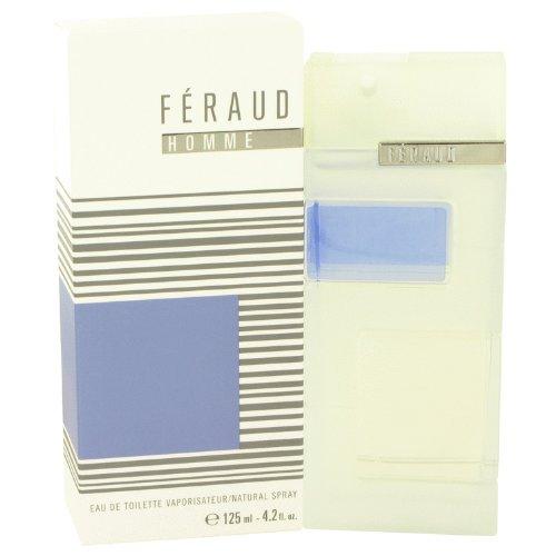 Feraud Eau de Toilette Spray 4.2oz para hombres