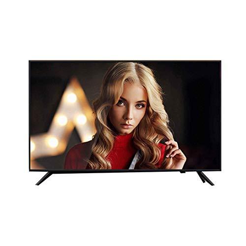 yankai Televisor 4K UHD Smart TV,32/42/50/55/60 Pollici,Smart TV HD Antideflagrante,Schermo Di Proiezione per Telefono Cellulare,Interfacce Multiple,con Supporto a Parete E Base