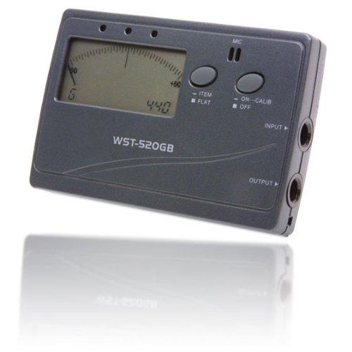 Cherub WST520GB Stimmgerät für Gitarre/Bass Dark Grey