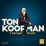 Ton Koopman - A Baroque Master (10 CD) -Varios -The Amsterdam Baroque Orchestra- Hannover Knabenchor -Ton Koopman