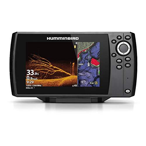 Humminbird Helix 7 Chirp MDI GPS G3N, No Xdcr